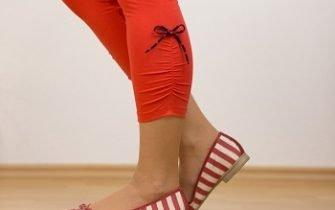 Leggings selber nähen: Anleitung und Stoffmuster