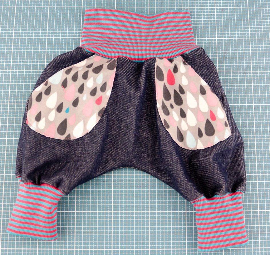 new styles 14514 ce39a Babyhose nähen ᐅ Nähanleitung für eine bequeme Babyhose