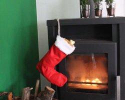 Nikolausstiefel nähen: Anleitung für Stiefel aus Filz zu Weihnachten