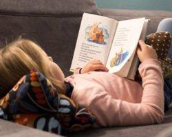 Leseknochen nähen: Nähanleitung für einen Leseknochen
