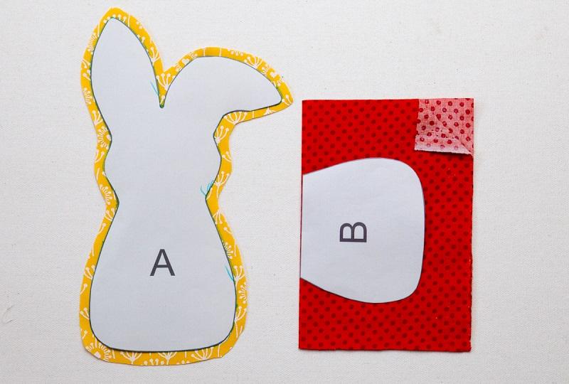 Osterhasen nähen ᐅ Nähanleitung für einen Hasen zu Ostern