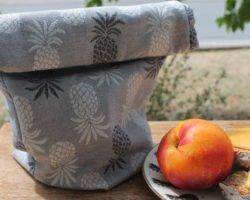 Lunchbag nähen: Dein Proviant lässig verpackt