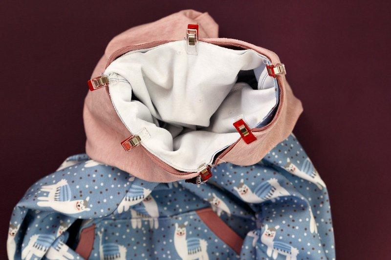 hoodie-naehen-hoodie-kapuze-verbinden