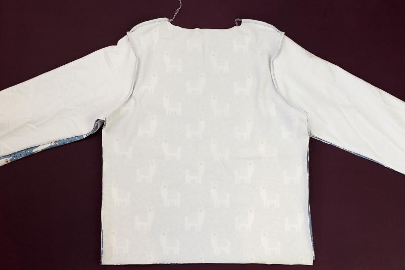 hoodie-naehen-pullover-vernaehen