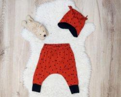 Pumphose nähen: Bequeme Hose für das Baby nähen