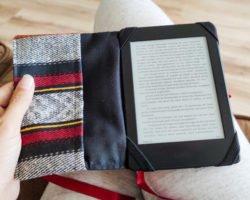 Tablet-Hülle nähen: Individuelle Tasche für dein Tablet, E-Book Reader & Co.